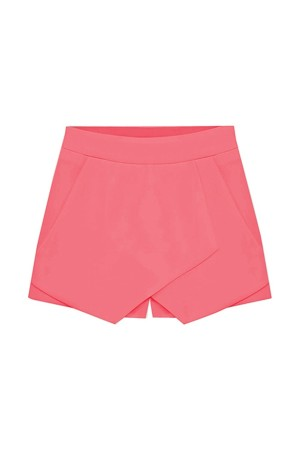 Assymmetrical Origami Shorts