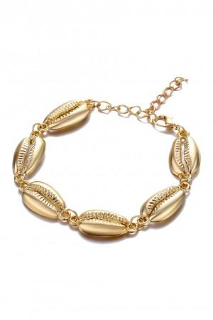 Sea Shell Charm Bracelet