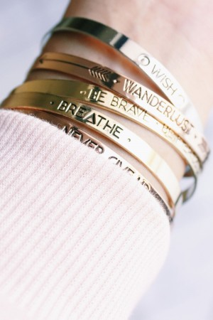 Arm Candy - Set of 4
