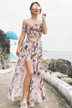 Eleonore Two Piece Set