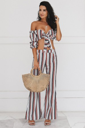 Sophia Striped Co-ords