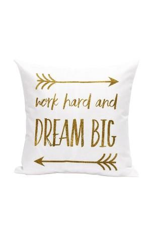 Dream Big Cushion Cover