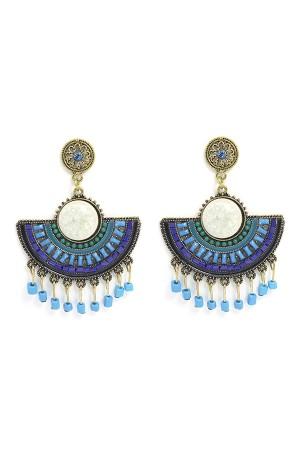 Bohemian Perles Earrings