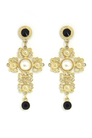 Zinariya Drop Earrings