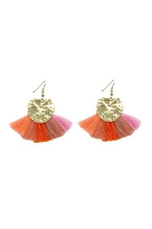 Zinariya Tassel Earrings