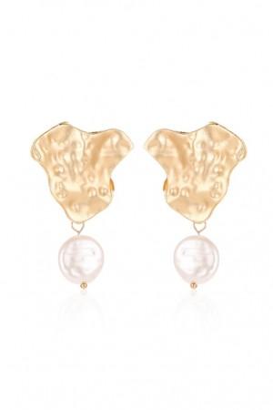 Gretchen Vintage Drop Earrings