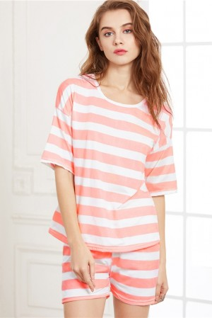 Striped Lounge Wear