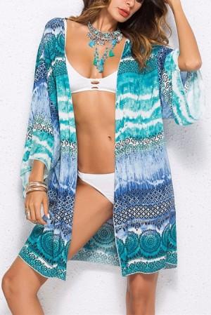 Heather Malibu Kimono