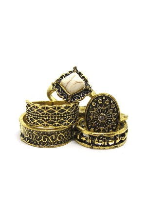 Bitxi Rings Set of 5