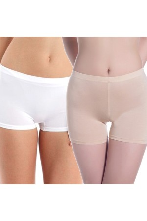 Seamless Safety Shorts - Pack of 2