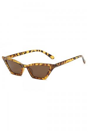 Léopard Vintage Sunglasses