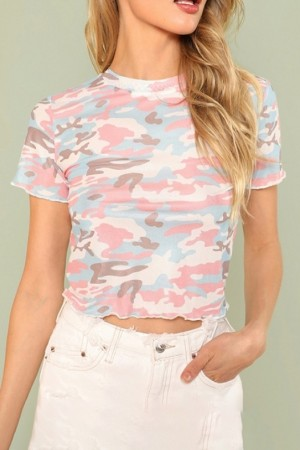 Athleisure Crop Top