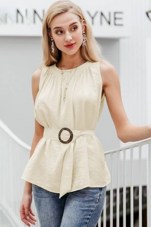 Alice Belted Top
