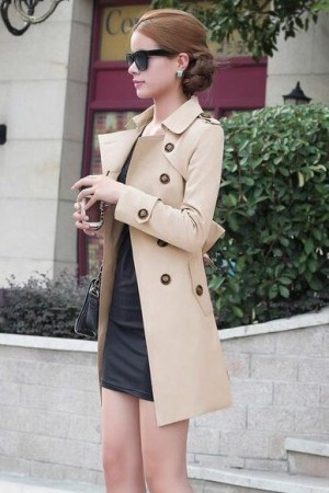 Leah Business Coat