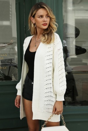 Alète Knitted Cardigan