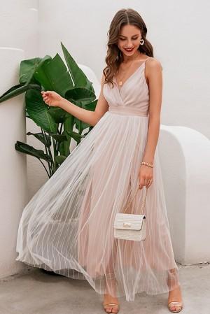 Emmeline Rose Maxi Dress