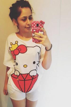 Payal Pamnani - Hello Kitty Lounge Wear