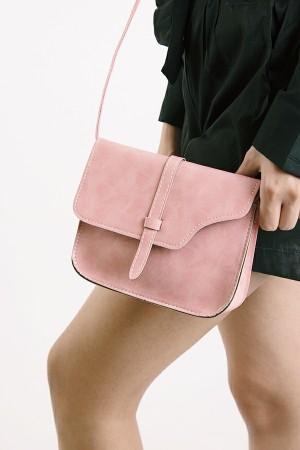 Pink Sling Bag
