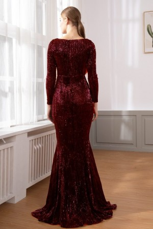 Royal Empire Luxe Gown