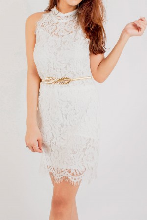 Bodycon Crochet Dress