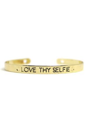 Love Thy Selfie Cuff