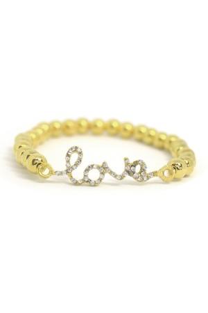 Love Bisou Bracelet