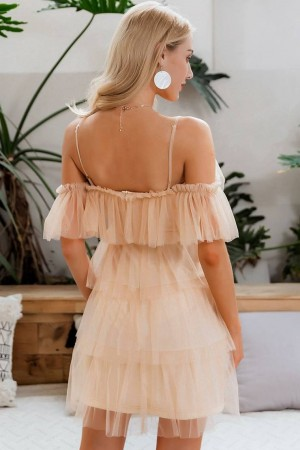 Chloe Ruffle Dress