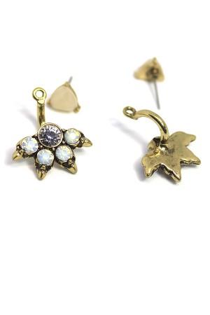 Rose Bisou Earrings