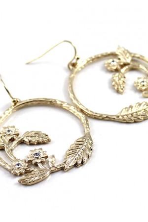 Chéri Feuilles Earrings