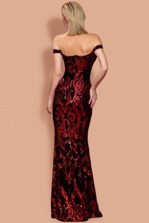 Scarlett Rouge Luxe Gown