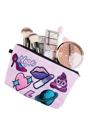 Kyo͞ot Patch Makeup Bag