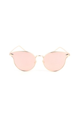 Pink Cateye Reflectors