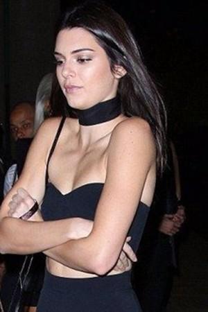 Kendall Velvet Choker
